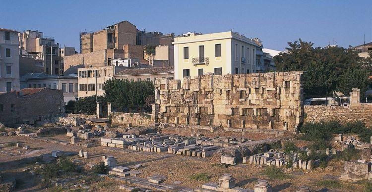 Ενοποίηση  Αρχαιολογικών Χώρων Αθήνας, Ε΄μέρος