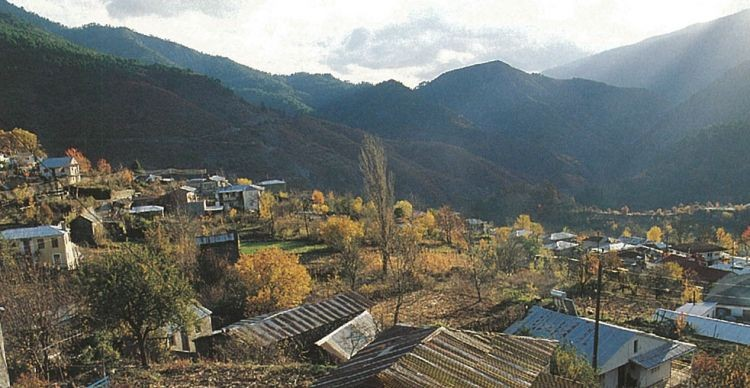 Τα χωριά της Λάκκας Αώου