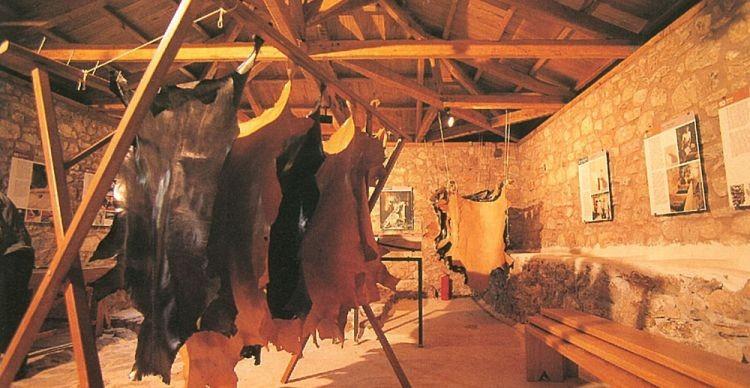 Δημητσάνα, Μουσείο Υδροκίνησης