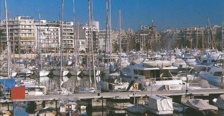 Πειραιάς, το οχυρό λιμάνι στους αιώνες