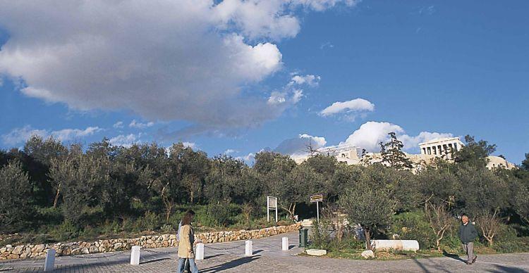 Ενοποίηση  Αρχαιολογικών Χώρων Αθήνας, Α΄μέρος