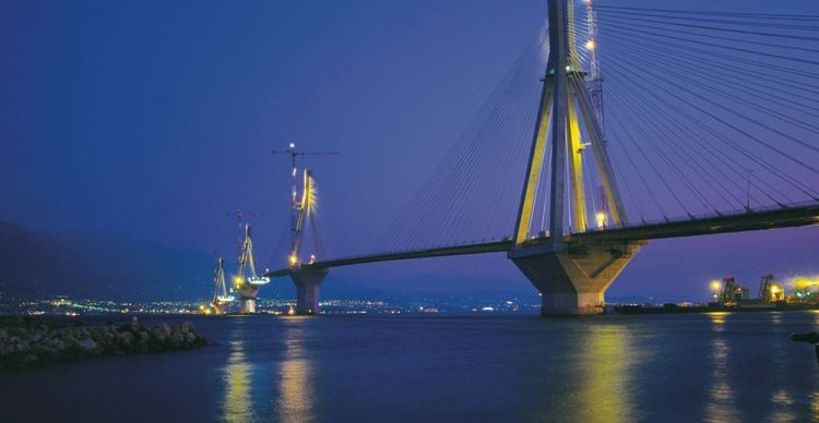 Γέφυρα Ρίου Αντιρρίου