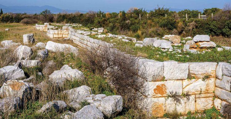 Οδοιπορικό στην Αρχαία Άλο
