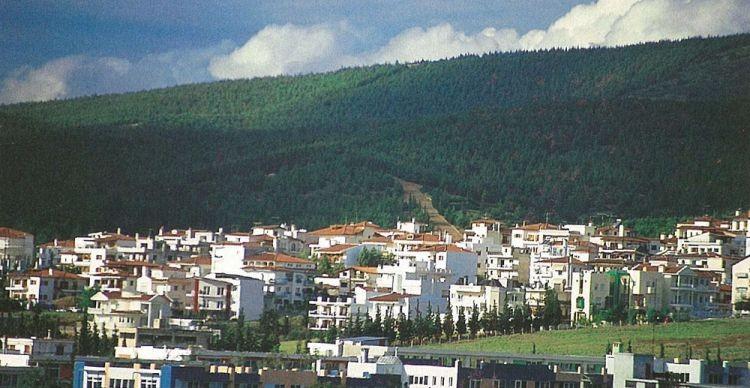 Περιαστικό Δάσος Θεσσαλονίκης