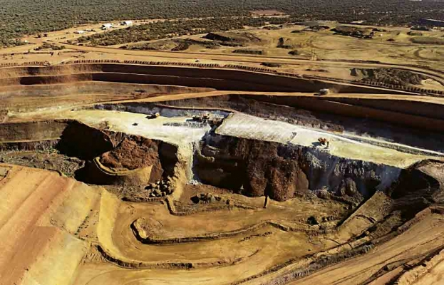 Lynas REE mine at Mount Weld, Western Australia (Nikkei Asian Review)