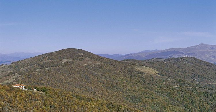 Ορεινός ξενώνας Μουρικίου