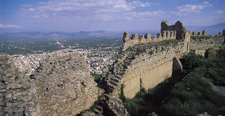Τα κάστρα του Ναυπλίου