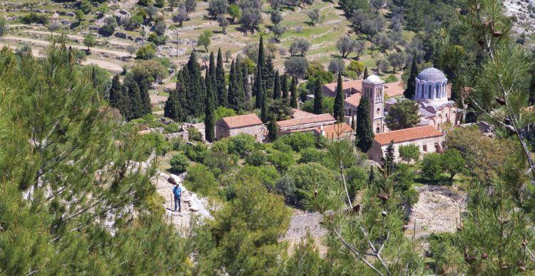 Χίος, Στο Μονοπάτι της Σφαγής