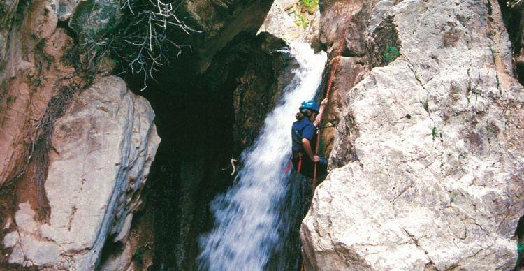 Στην Βίνιανη από την Trekking Hellas