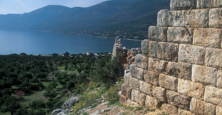 Αττική: Οχυρά της κλασσικής εποχής