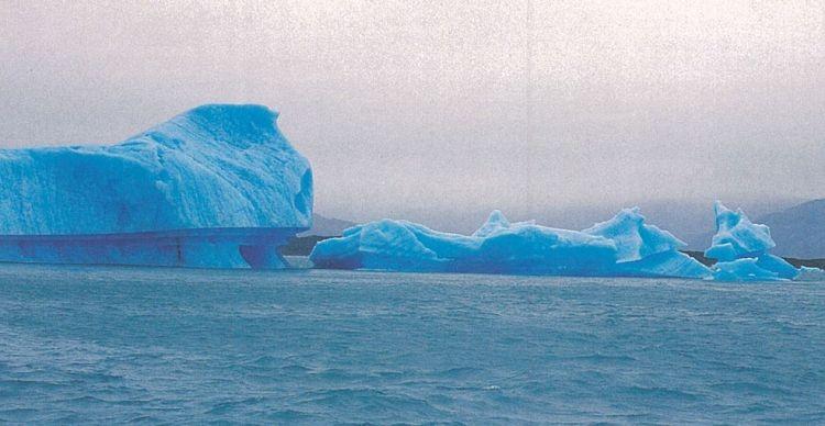 Παταγονία. Lago Argentino
