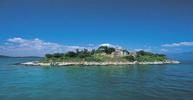 Το νησάκι της Πρασσούς