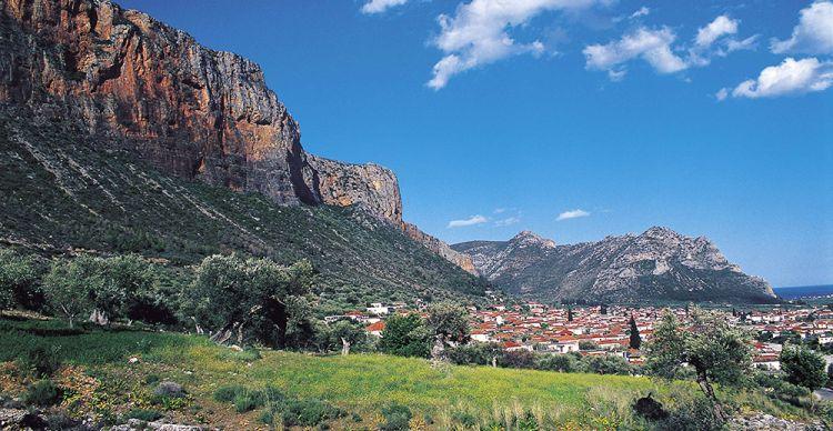 Λεωνίδιο, η μητρόπολη της Τσακωνιάς